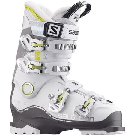Salomon X PRO 80 W White/Anthracite/Light Grey -