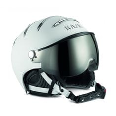 Kask CHROME White/Silver