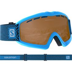 Salomon KIWI ACCESS Blue/Solar T.Orang