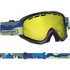 Salomon JUKE Black pop/Univ. Mid Yello