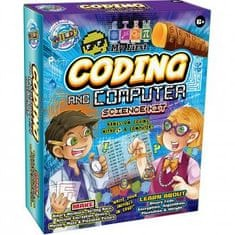 Wild science komplet coding and computer science