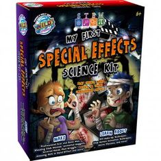 Wild science komplet special effect science kits