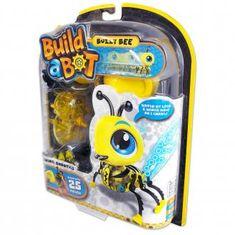 Build a bot, robo žuželka čebelica