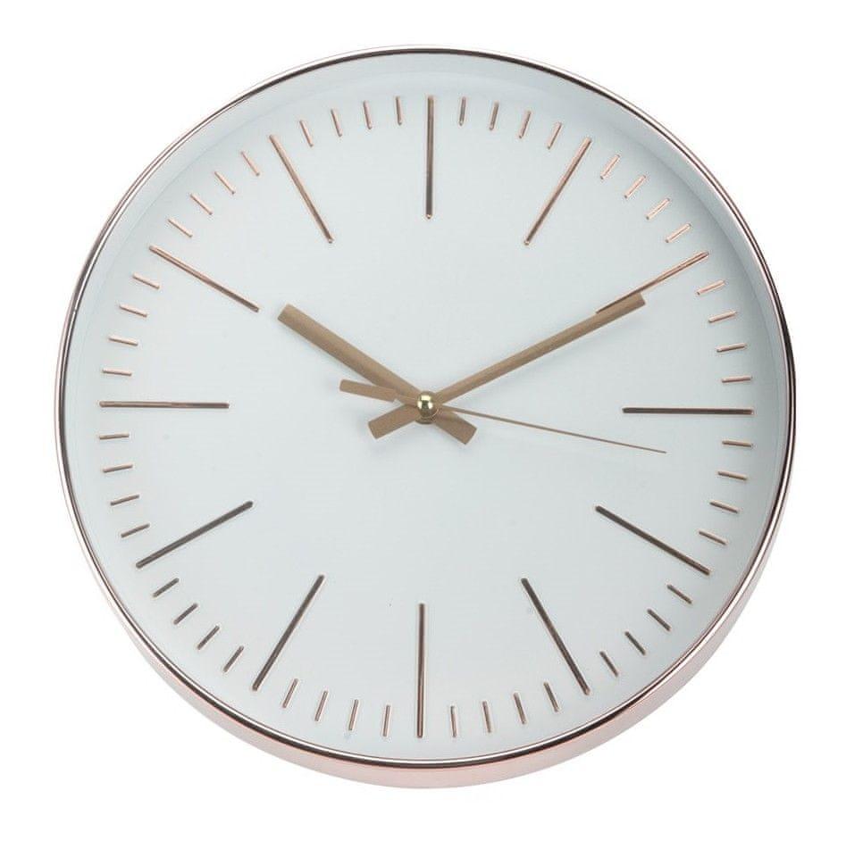 Koopman Nástěnné hodiny 30 cm, bez čísel