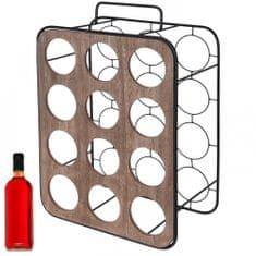 Marex Trade Stojan na víno pro 12 lahví