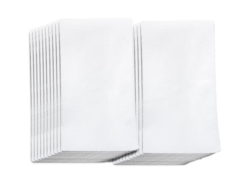 Meguiar's Ultimate Microfiber Towel - nejkvalitnější mikrovláknová utěrka, 40 cm x 40 cm (20 ks)