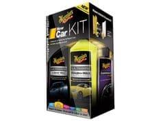Meguiar's New Car Kit - kompletní sada pro údržbu nového vozu