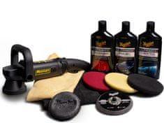 """Meguiar's DA Ultimate Kit 5"""" - kompletní 5palcová sada pro strojní renovaci, leštění a voskování laku"""
