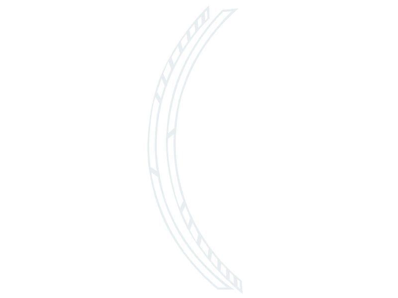 Foliatec Samolepící linka na obvod kola RACING - bílá