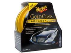 Meguiar's Gold Class Carnauba Plus Premium Paste Wax - tuhý vosk s obsahem přírodní karnauby, 311 g