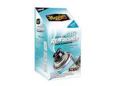 Meguiar's Air Re-Fresher Odor Eliminator - New Car Scent - čistič klimatizace + pohlcovač pachů + osvěžovač vzduchu, vůně nového auta, 71 g