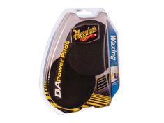 """Meguiar's DA Waxing Power Pads - sada voskovacích kotoučů pro orbitální leštičky a DA Power System, 3"""" / 75 mm"""