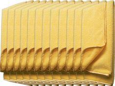 Meguiar's Supreme Shine Microfiber Towel - mikrovláknová utěrka, 40 cm x 60 cm (12 kusů)