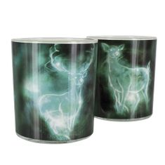 Sklenice Harry Potter - Patronus set 2 ks (0,3 l)