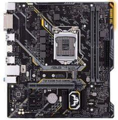 Asus osnovna plošča TUF H310M-Plus Gaming, DDR4, USB 3.1 Gen 1, LGA1151, mATX