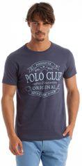 Polo Club C.H..A moška majica s kratkimi rokavi