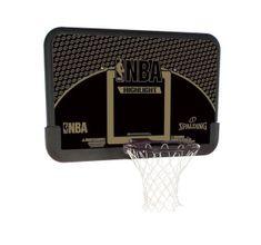 Spalding tabla s obručem NBA Highlite Combo