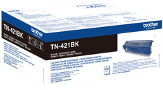 Brother TN-421BK, černý (TN421BK)