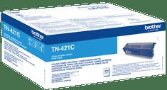 Brother TN-421C, azurová (TN421C)