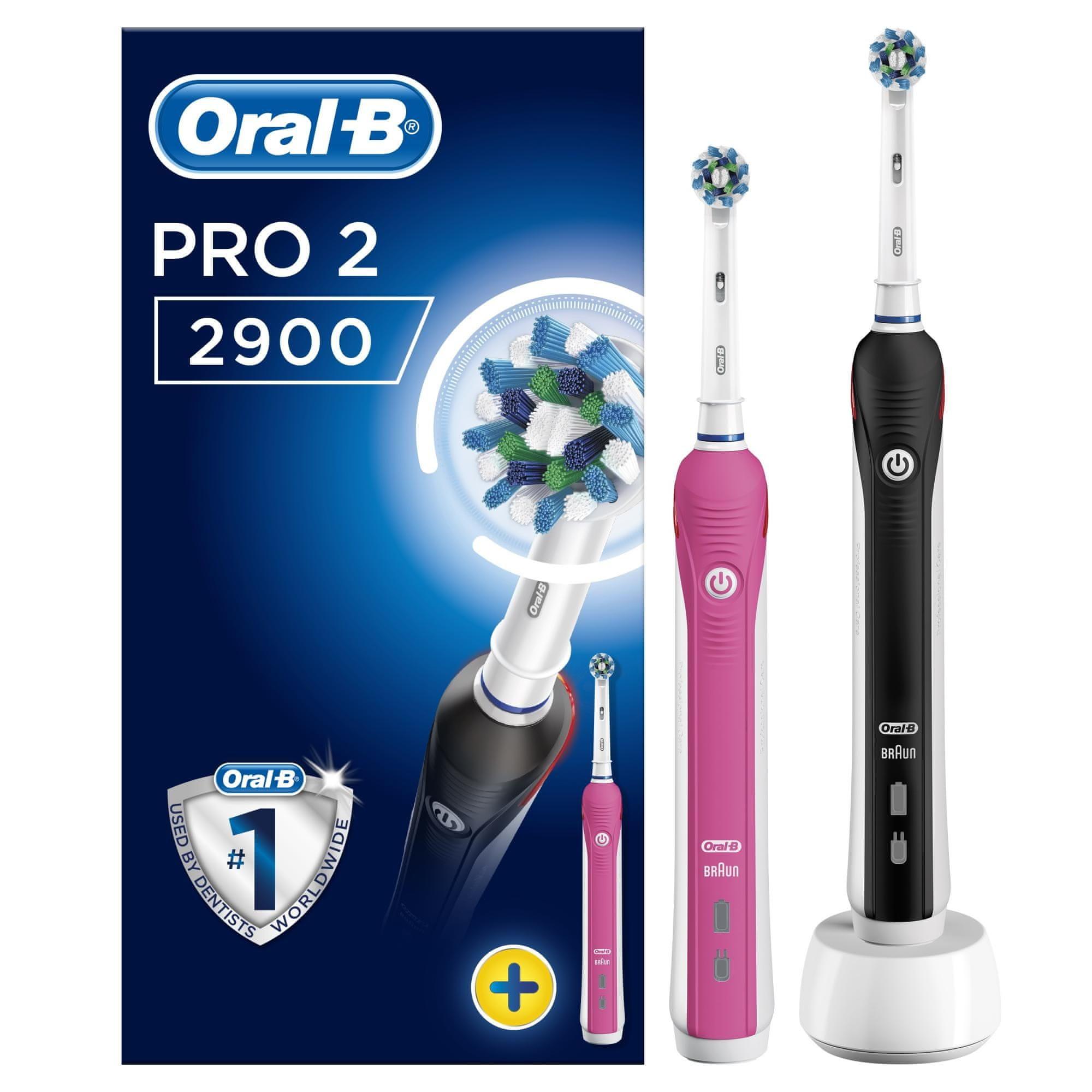 Oral-B PRO 2 2900 CA sodobna baterija