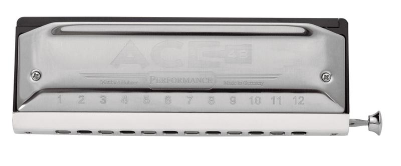 Hohner ACE 48 Foukací harmonika