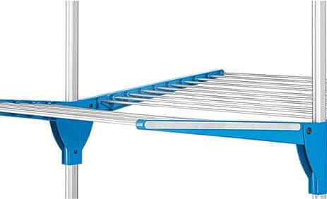 Meliconi Vertikální sušák na prádlo STENDIMEGLIO 60 MAXI modrý - rozbaleno