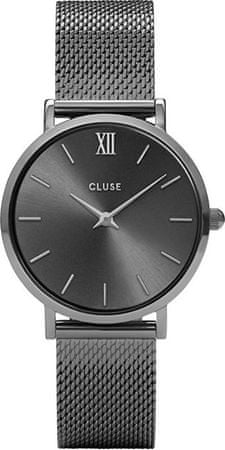 Cluse Minuit Mesh Dark/Grey CL30067