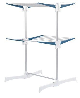 Meliconi Vertikální sušák na prádlo STENDIMEGLIO BABY 22 m modrý