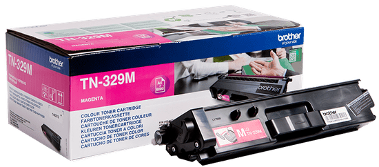 BROTHER toner TN-329M, magenta (TN329M)