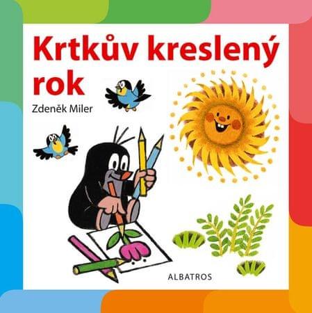 Miler Zdeněk: Krtkův kreslený rok