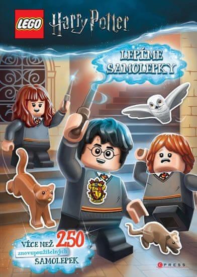 Sirný Aleš: LEGO Harry Potter - Lepíme samolepky