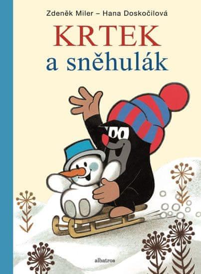 Miler Zdeněk, Doskočilová Hana,: Krtek a sněhulák