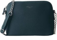 d4e5f702ea David Jones Dámská crossbody kabelka Dark Green CM3900