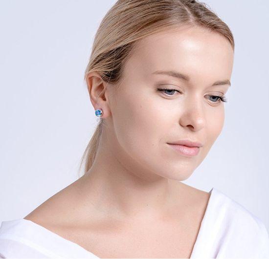 Preciosa Női ezüst fülbevaló Vela 5253 67