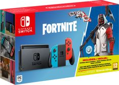 Nintendo igralna konzola Switch Fortnite Bundle, rdeče/modra