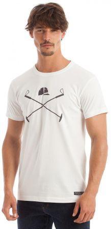 Polo Club C.H.A pánské tričko M bílá