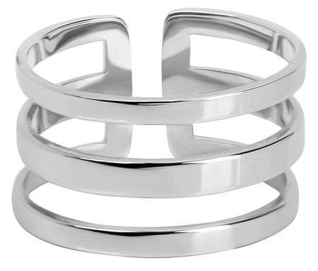 Troli Elegáns tripla nemesacél gyűrű