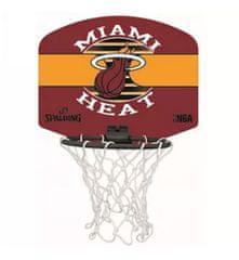 Spalding mini sobni koš Miami Heat