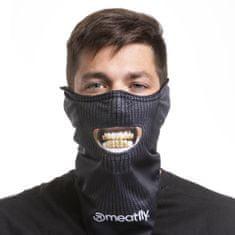 MEATFLY unisex černá maska Frosty 5