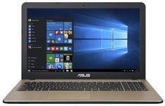 Asus prenosnik X540NA-DM181 Celeron N3350/4GB/SSD256GB/15,6FHD/EndlessOS (90NB0HG1-M04920)