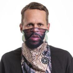 Nugget unisex vícebarevná maska Winter 2