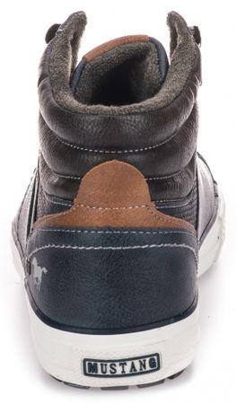 Mustang férfi boka teniszcipő 41 sötét kék  650b5a6059