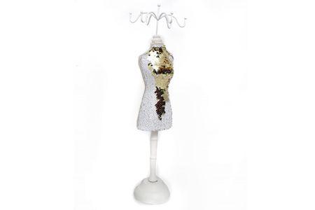 Sifcon Stojánek na šperky 40x12 cm