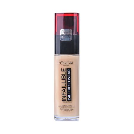 Loreal Paris tekoči puder Infallible, Golden Beige, 140
