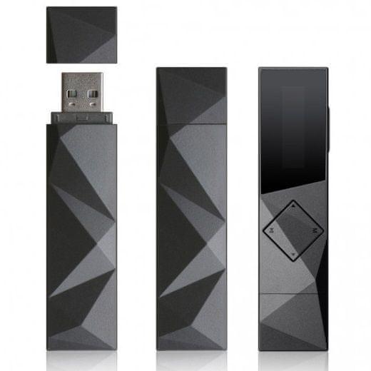Cowon U7 16GB, černá