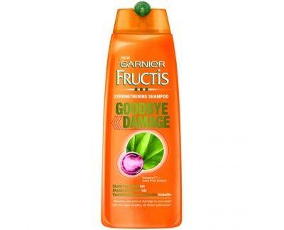 Garnier Posilňujúci šampón Fructis Goodbye Damage (Objem 400 ml)