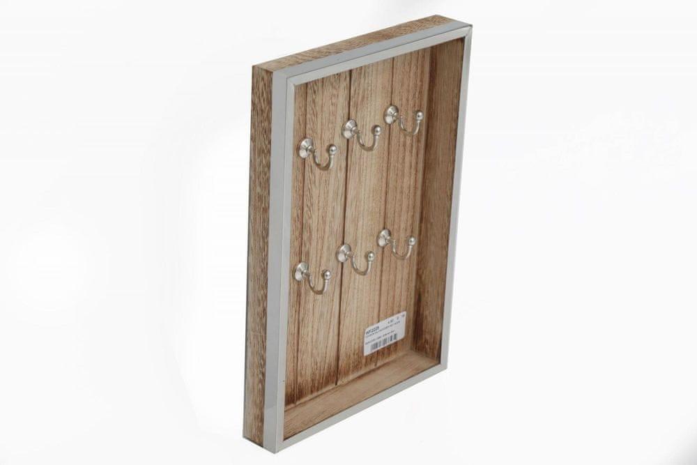 Sifcon Schránka na klíče - dřevěná