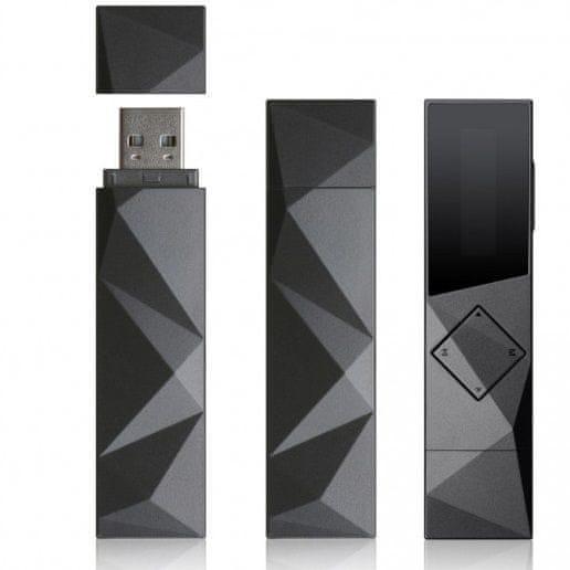 Cowon U7 32GB, černá
