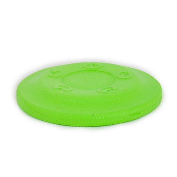 Akinu AQUA pěnové frisbee velké pro psy zelené