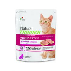 TRAINER Natural Cat Young 300g